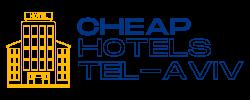 מלונות זולים בתל אביב לוגו
